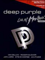 DEEP PURPLE Live At Montreux 1996 CD