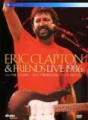 ERIC CLAPTON a FRIENDS LIVE 1986 DVD
