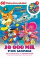 WILLY FOG 20 000 MIL POD MOŘEM dvd 1